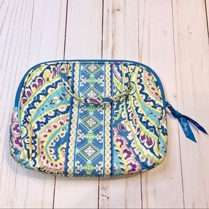 Vera Bradley | Quilted Small Travel/Cosmetics Bag